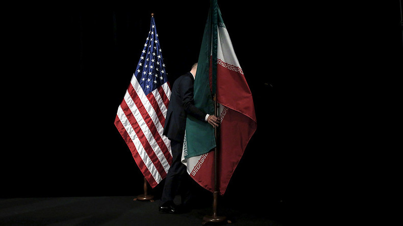 'Iran nuclear deal under threat after new US sanctions'