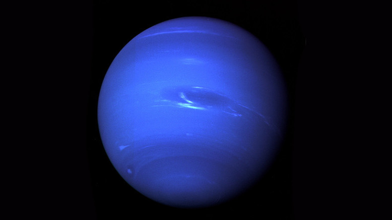Earth-sized vortex on Neptune takes scientists by storm (PHOTOS)