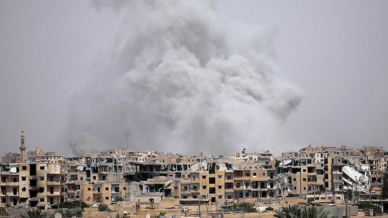 US Sanctions move on Russia might lead to a new 'Cold War' in Syria