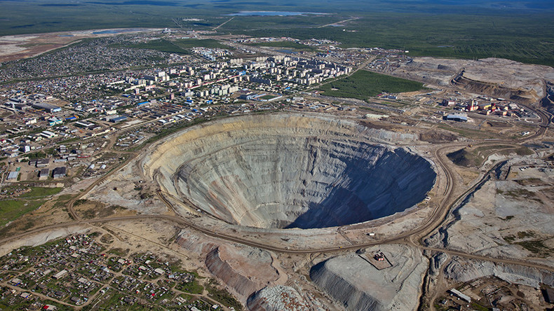 Alrosa diamond mine flooded in Russian Far East, 9 miners missing