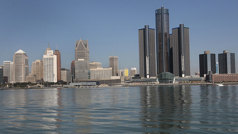 Half of Detroit's mayoral candidates are convicted felons