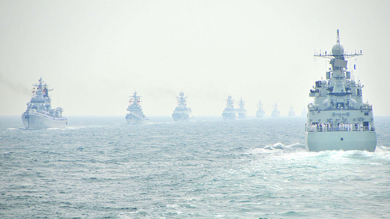 China 'seals off' Yellow Sea for 2nd large-scale naval drill in fortnight