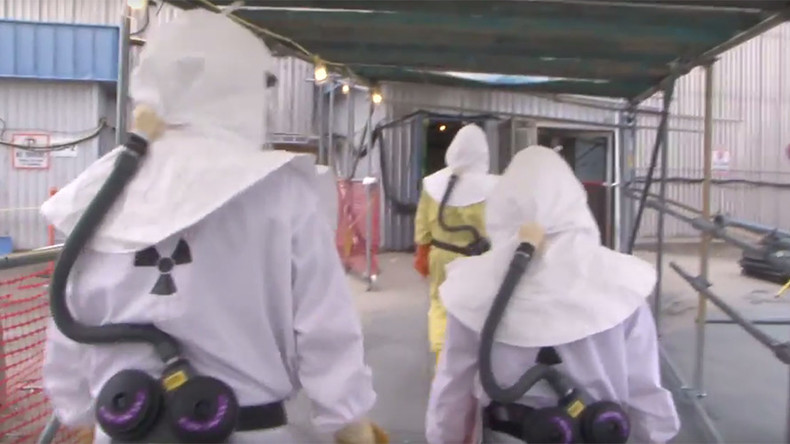 Hanford nuclear workers swallowed radiation particles, test positive for contamination – report