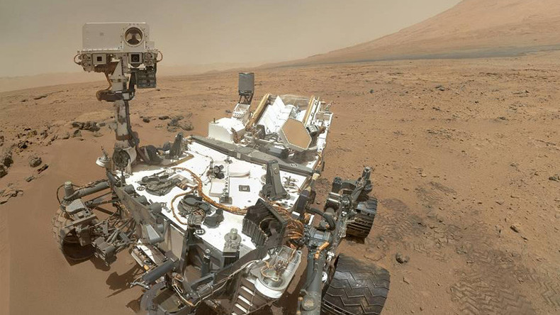 The 7 strangest things the Curiosity rover beamed back from Mars (PHOTOS/VIDEOS)