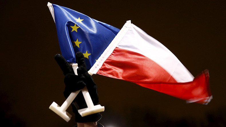 'EU membership for Poland is rather like a teaser rate on a bad loan'