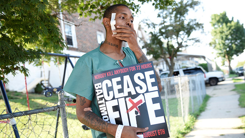 Baltimore's 'Nobody kill anybody' ceasefire marred by 2 homicides