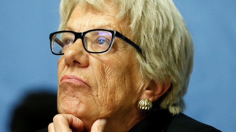 'No power, no justice': Del Ponte quits Syria commission citing lack of political will within UNSC
