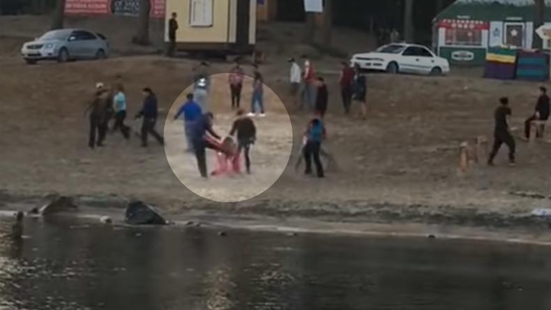 Shocking video of Russian wrestler Vlasko's murder appears online