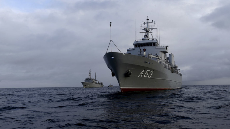 Anti-sub defense, minesweeping ops on agenda at NATO's Baltic States war games