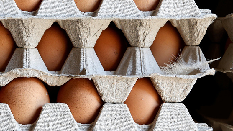 Eggs poisoned by insecticide may have entered 4 more countries - EU Commission