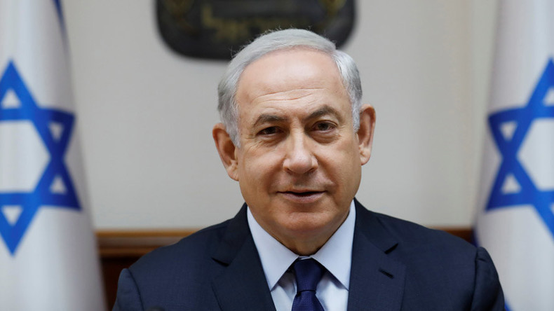 Netanyahu says 'attempts to topple' him will fail as leader suspected of fraud & bribery – media