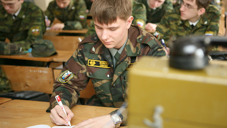 Boosting Russia's combat readiness at heart of new Defense Ministry education reform plan