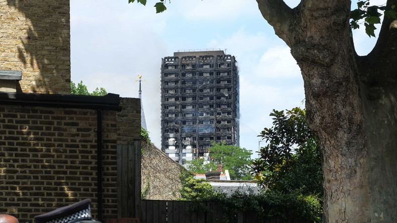 'Desperate' Grenfell Tower residents treated like benefit claimants – Labour MP for Kensington to RT