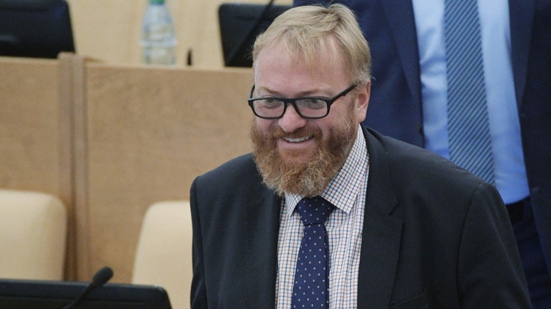 MP seeks ban on free porn sites in Russia
