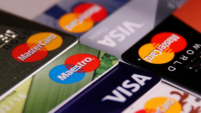 US consumer credit card debt balloons to all-time high