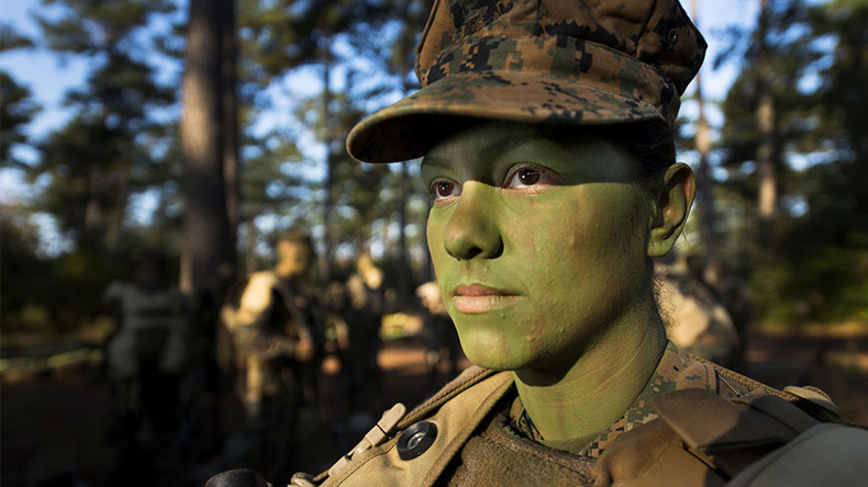 Marines plan to mix women & men in combat training, overcome 'unconscious bias'