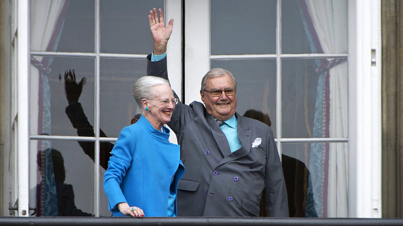 Danish queen disrespectful, says her husband