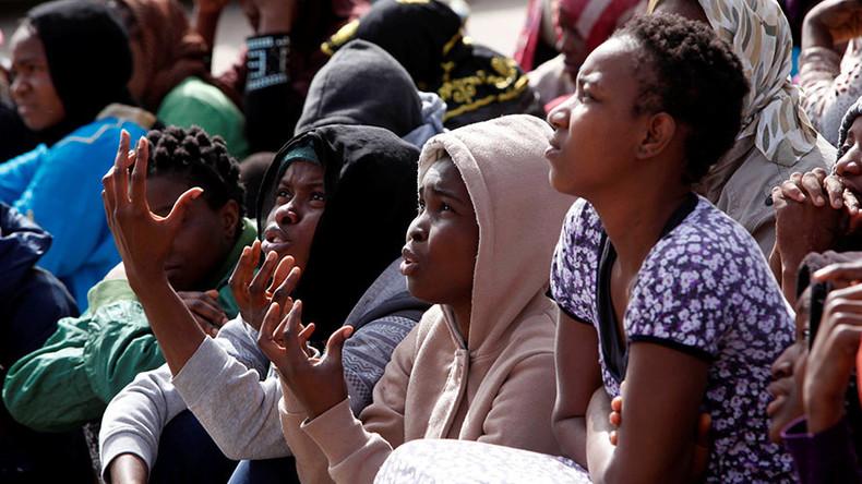 'Flawed EU govt policies' leave refugees stranded in Libyan 'living hell' – Oxfam