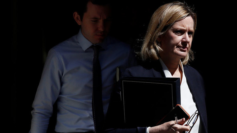 UK counter-terrorism effort 'actively undermined' by Prevent critics, says home secretary