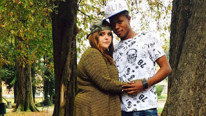 18yo Italian woman says she was refused job 'for being engaged to African man'