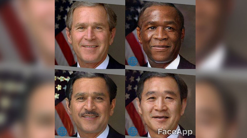 FaceApp scraps 'racist' filter after public outcry (PHOTOS)