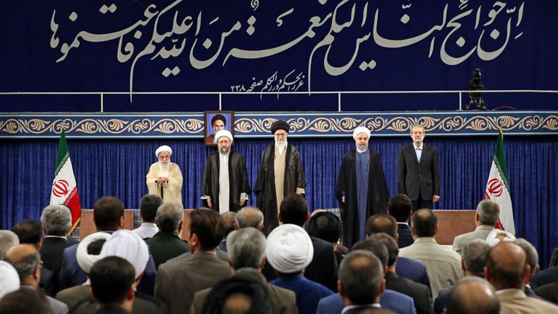 Rogue state, what rogue state? Burgeoning EU-Iran relations signal US adrift