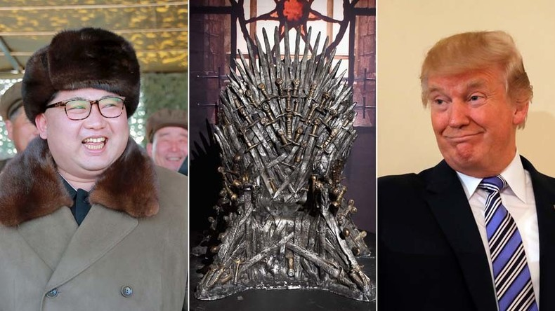 Kim, Trump or Game of Thrones: New Yorkers try to guess fantasy from politics (VIDEO)