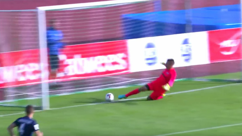 Estonian football team scores own goal after 14 seconds (VIDEO)