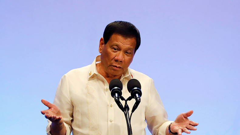 Philippines' Duterte says he 'can't control drugs' after year of crackdown & 7,000 deaths
