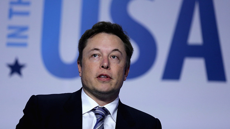 Artificial intelligence 'vastly more risk' than N. Korea – Elon Musk