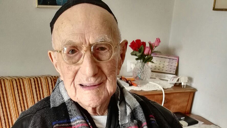 Auschwitz survivor who became world's oldest man dies aged 113