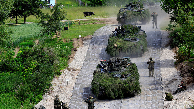 Zapped over Zapad: NATO double think on war games reaches brain-dead condition