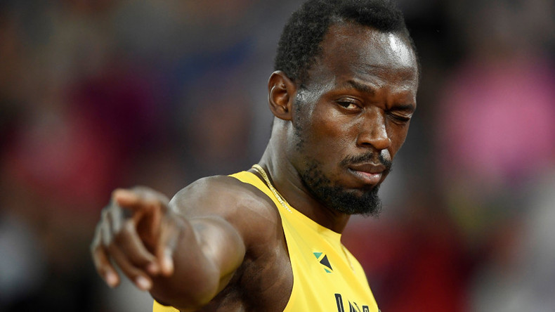 Usain Bolt: Images from a glittering career