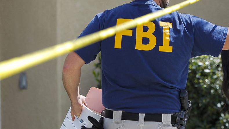 FBI arrest a man for bomb plot in Oklahoma City