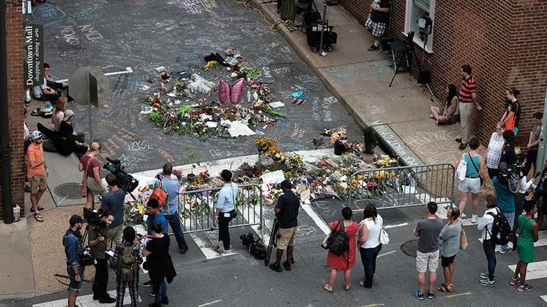 Police officer probed for mocking Charlottesville attack victim on Facebook