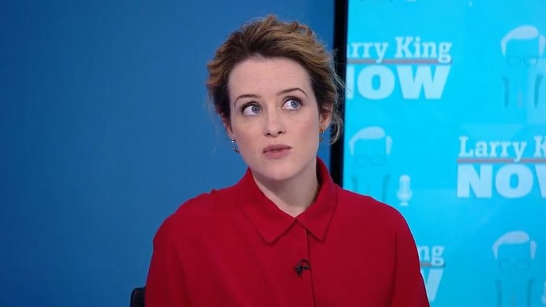 Claire Foy on 'The Crown,' Ryan Gosling, & fame