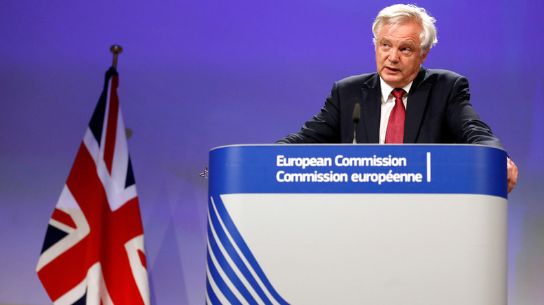 Brexit Secretary David Davis lazy, inept and close to BBC, ex-aide claims in Twitter tirade