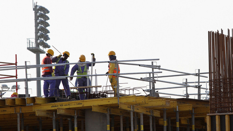 Qatar's migrant workers bear brunt of Arab blockade