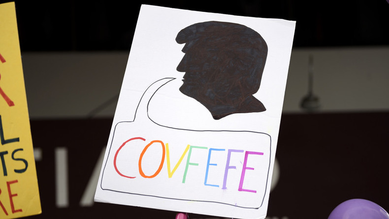 'Covfefe' ahead: Ohio woman gets approval for plates with Trump tweet