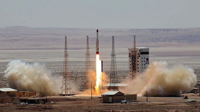Iran has the right to develop its missile program