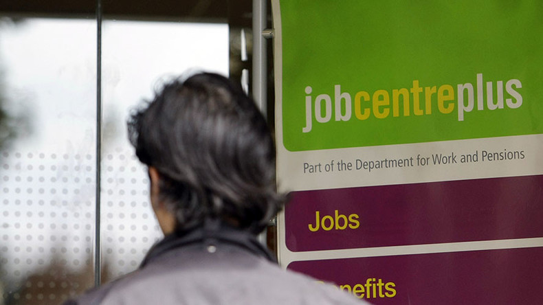 1 in 5 unemployed people in Britain are migrants – official data