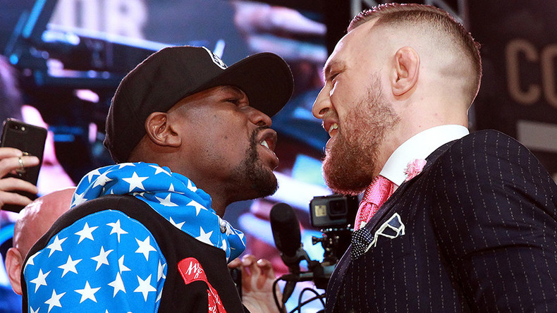 Illegal blow disqualification will cost McGregor 90% of fight purse – Mayweather