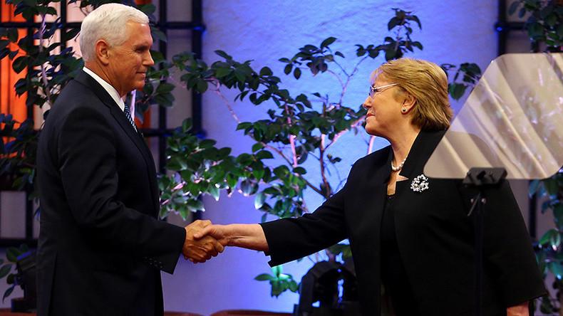 US asks Latin American countries to 'break all ties with N. Korea'