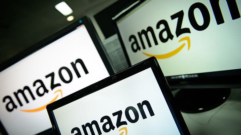 After Trump tweets, Amazon market value loses $5 billion