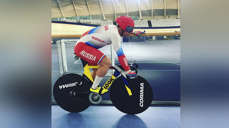 Putin grants Russian citizenship to Australian track cyclist Shane Perkins