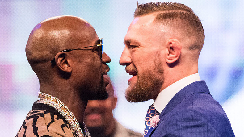 Mayweather v McGregor: Test your knowledge of the fighters' best quotes (QUIZ)