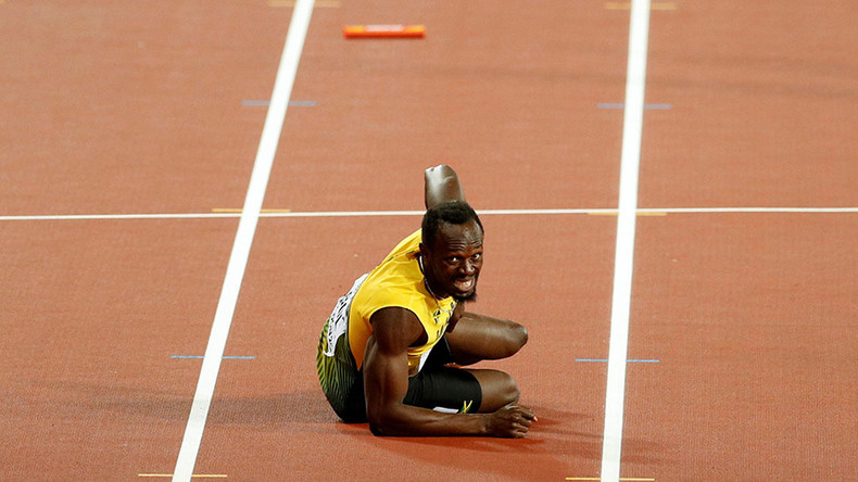 Usain Bolt hits out at World Champs injury doubters, will miss dream Man United appearance