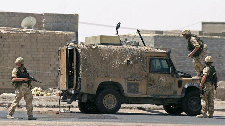 Better-armored vehicles in Iraq could have saved lives, Fallon tells dead soldier's mother