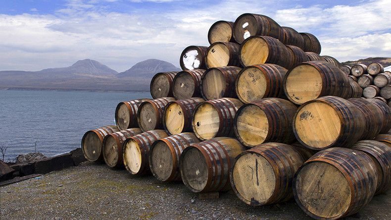 Fish & whisky sales drive UK food exports to record high