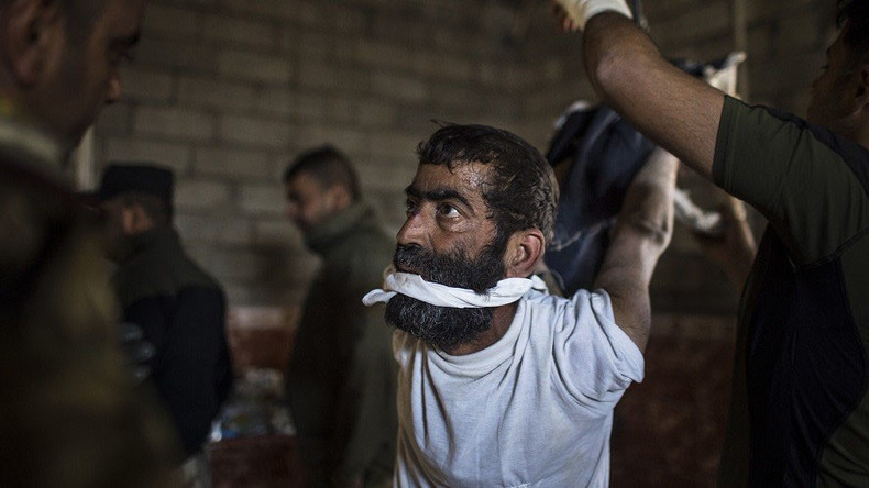 Iraq admitting torture of Mosul prisoners: 'Very positive step'